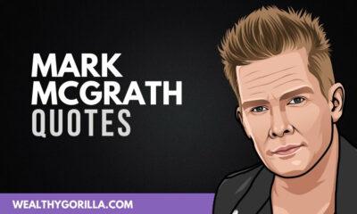 40 Bold & Motivational Mark McGrath Quotes