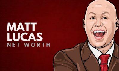 Matt Lucas' Net Worth