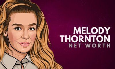 Melody Thornton's Net Worth