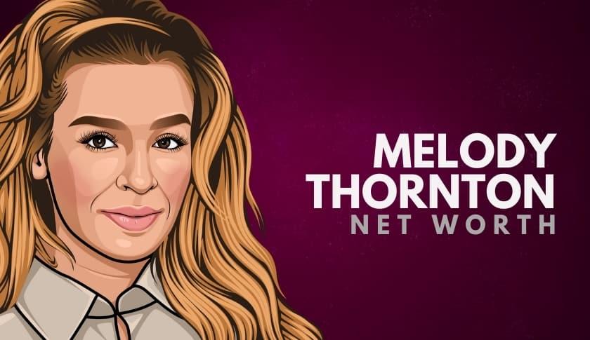 Melody Thornton Net Worth