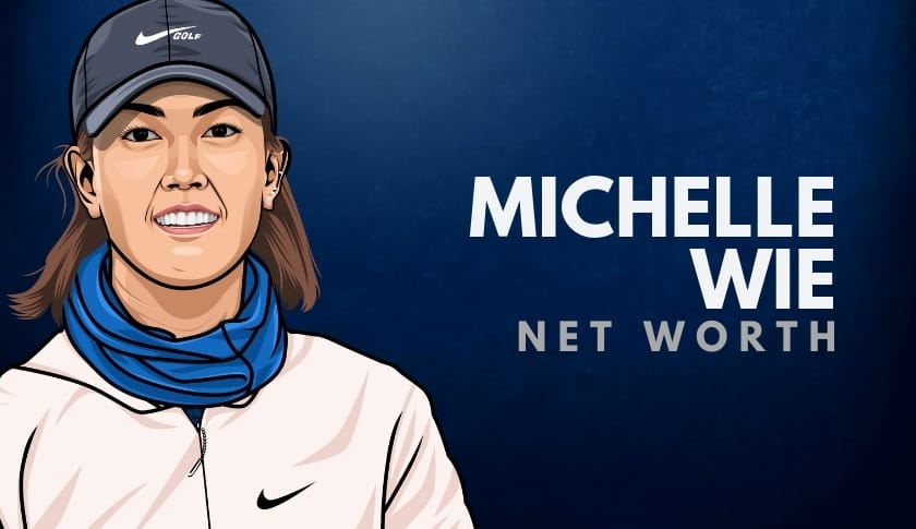 Michelle Wie Net Worth