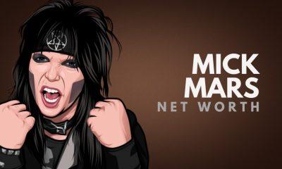 Mick Mars' Net Worth