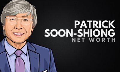 Patrick Soon-Shiong's Net Worth