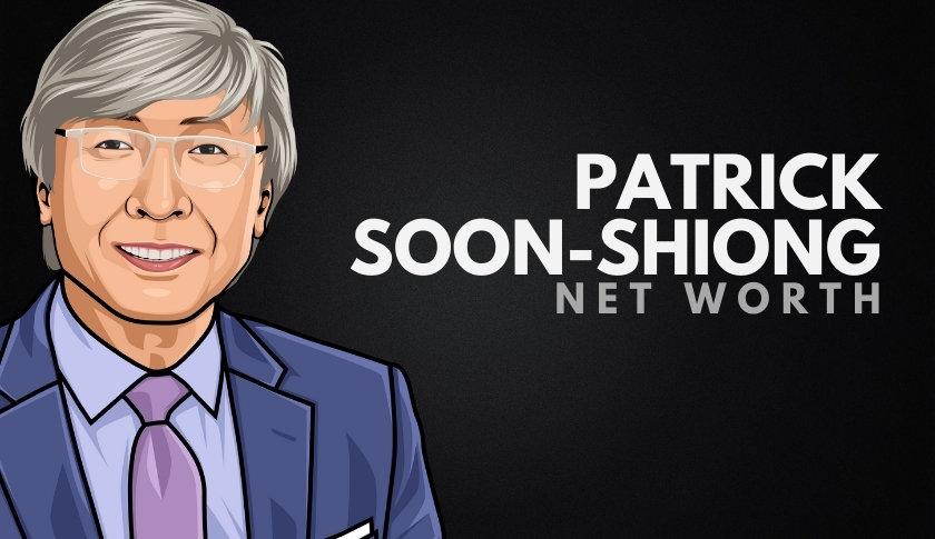 Patrick Soon-Shiong Net Worth