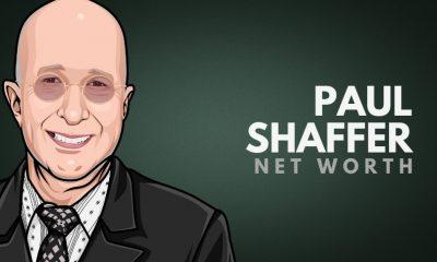 Paul Shaffer's Net Worth