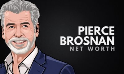 Pierce Brosnan's Net Worth