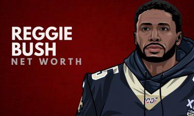 Reggie Bush's Net Worth