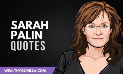 50 Bold & Motivational Sarah Palin Quotes