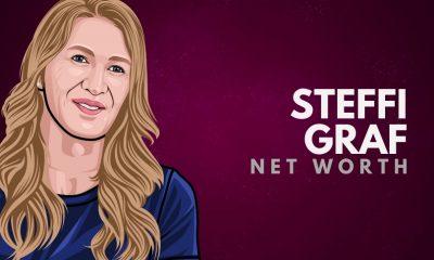 Steffi Graf's Net Worth