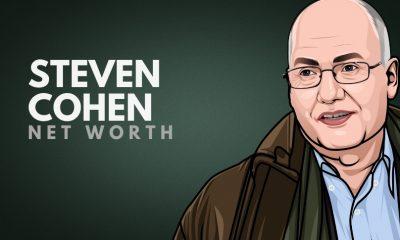 Steve Cohen Net Worth