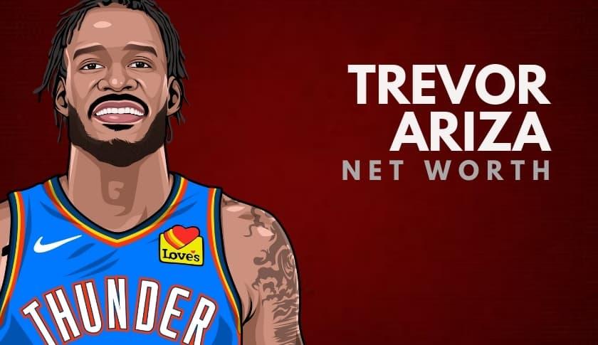 Trevor Ariza Net Worth