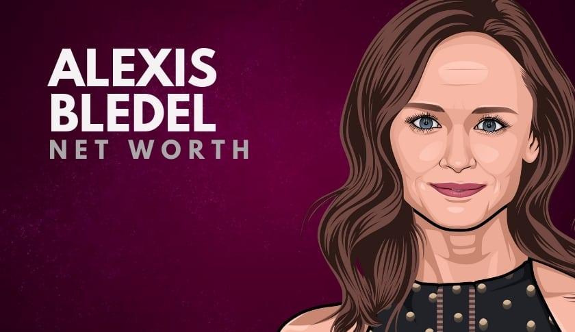 Alexis Bledel Net Worth