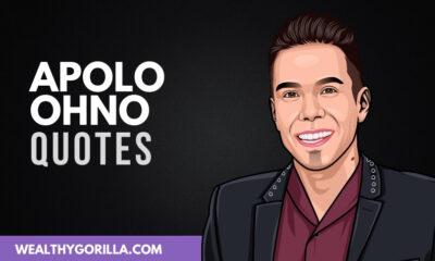50 Athletic & Motivational Apolo Ohno Quotes