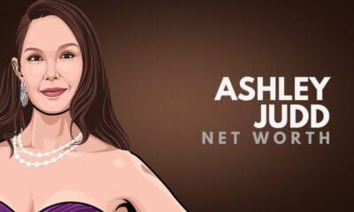 Ashley Judd's Net Worth