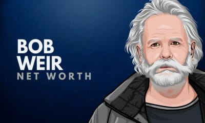 Bob Weir's Net Worth