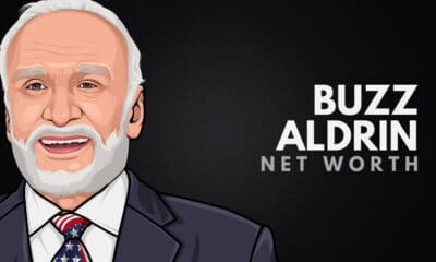 Buzz Aldrin's Net Worth