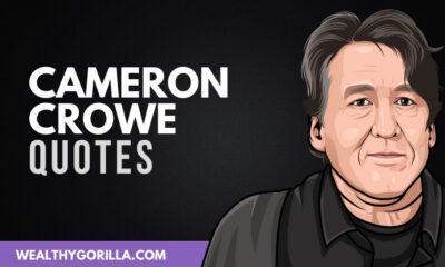 40 Sensational & Enlightening Cameron Crowe Quotes