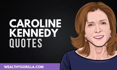 50 Famous Caroline Kennedy Quotes About Life