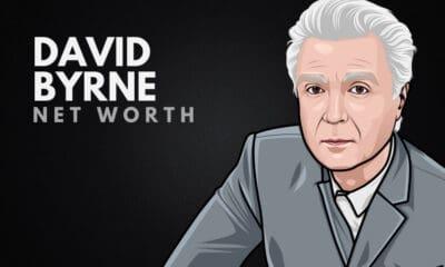 David Byrne's Net Worth