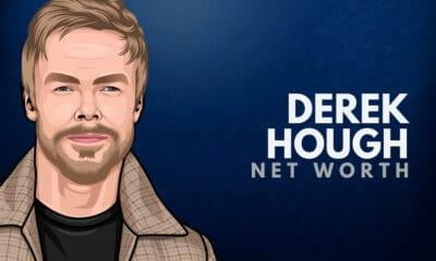 Derek Hough's Net Worth
