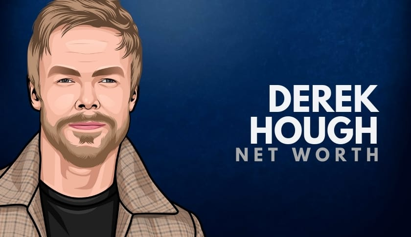 Derek Hough Net Worth