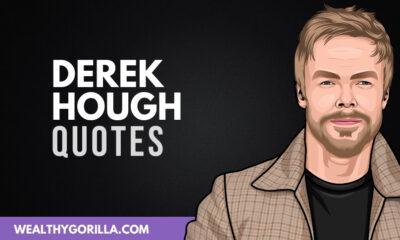 43 Motivational Derek Hough Quotes