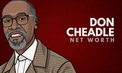 Don Cheadle's Net Worth
