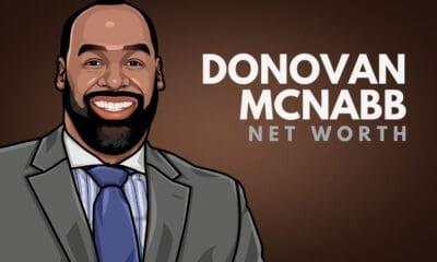 Donovan McNabb's Net Worth