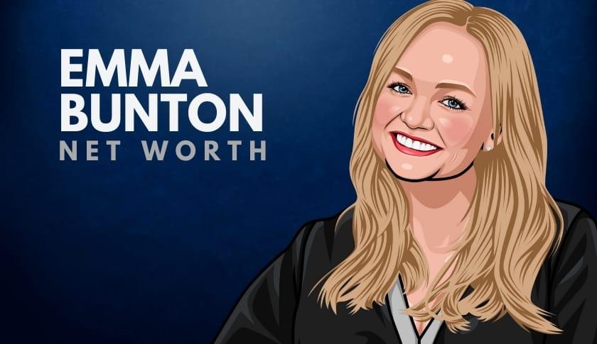Emma Bunton Net Worth