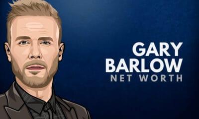 Gary Barlow's Net Worth