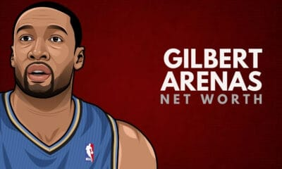 Gilbert Arenas' Net Worth