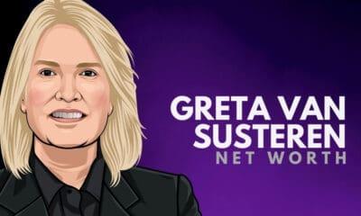 Greta Van Susteren's Net Worth