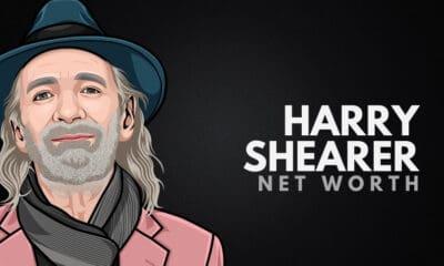 Harry Shearer's Net Worth
