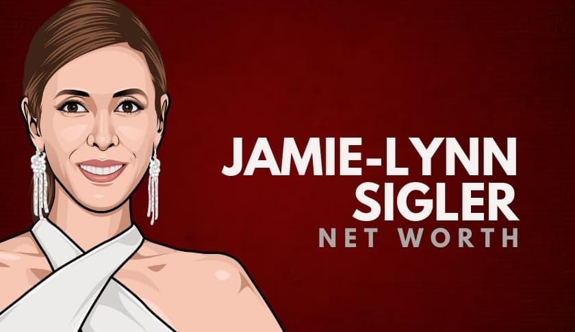 Jamie-Lynn Sigler Net Worth