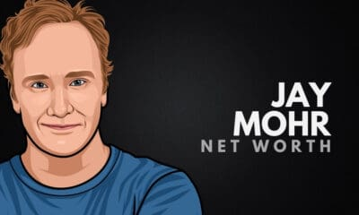 Jay Mohr's Net Worth