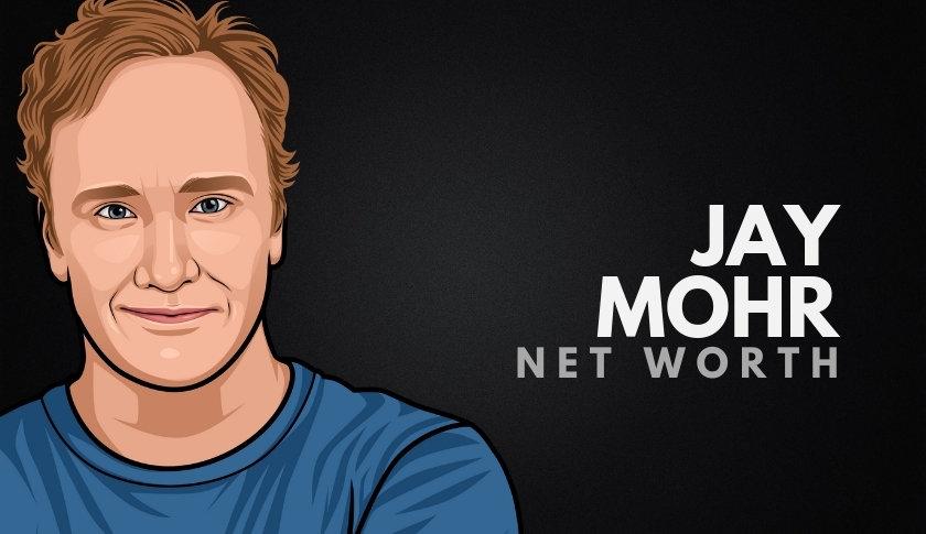 Jay Mohr Net Worth