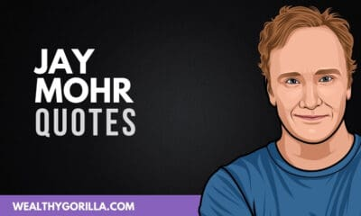 50 Jay Mohr Quotes About Acting, Work & Life