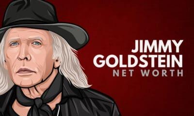 Jimmy Goldstein's Net Worth