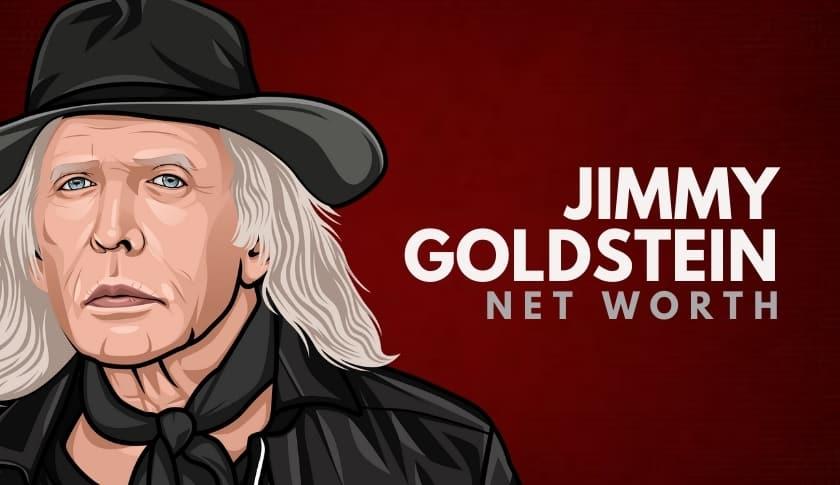 Jimmy Goldstein Net Worth