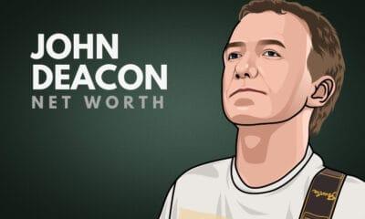 John Deacon's Net Worth