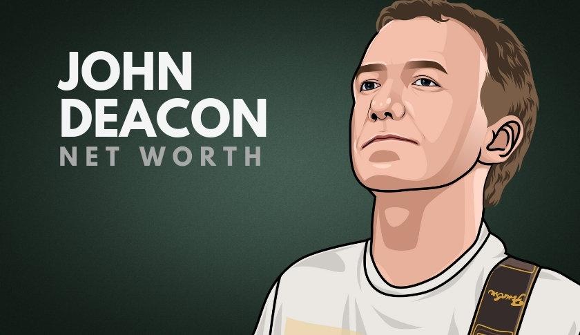 John Deacon Net Worth