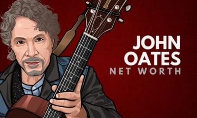 John Oates' Net Worth