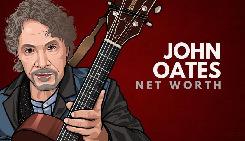 John Oates Net Worth
