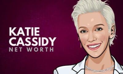 Katie Cassidy's Net Worth