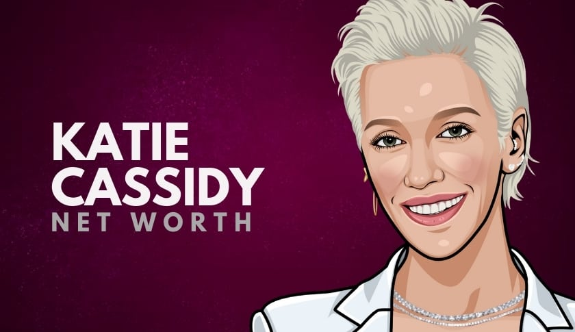 Katie Cassidy Net Worth