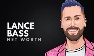 Lance Bass' Net Worth