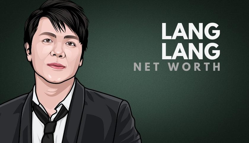 Lang Lang Net Worth