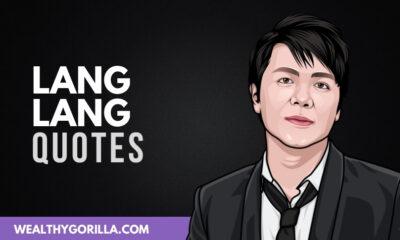 40 Lang Lang Quotes About Music & Work Hard