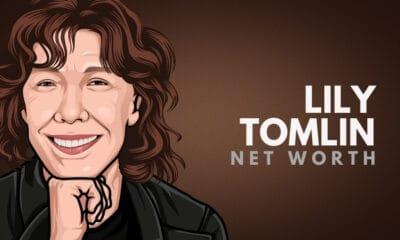 Lily Tomlin's Net Worth
