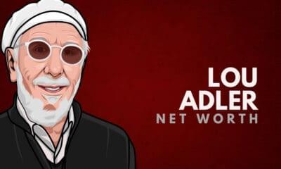 Lou Adler's Net Worth